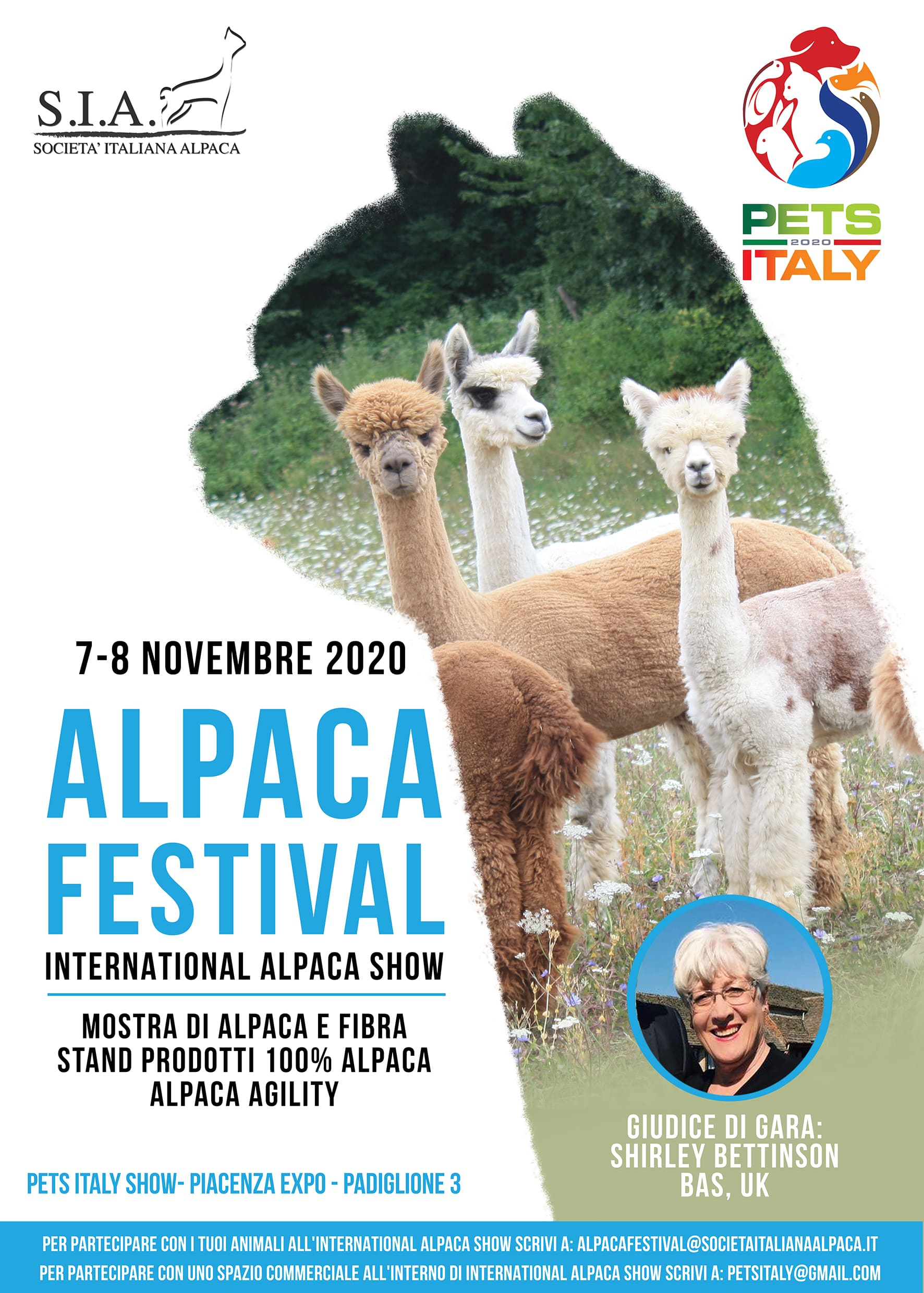 International Alpaca Show - Società Italiana Alpaca