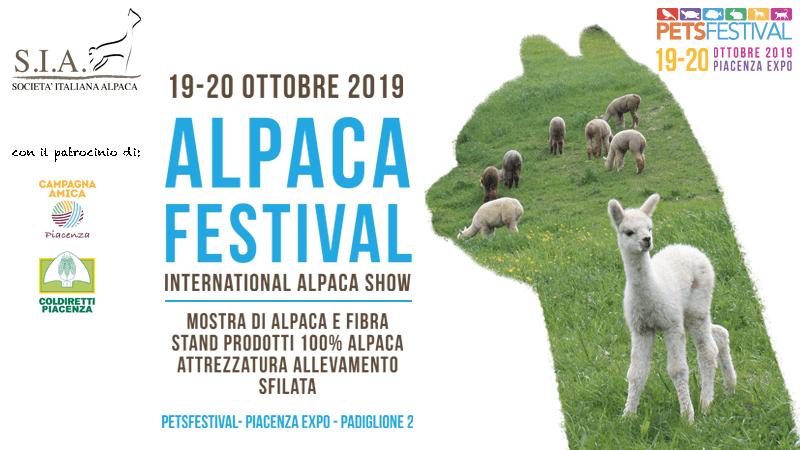 International Alpaca Show – 19-20 Ottobre 2019