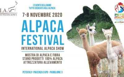 International Alpaca Show 2020 – 7-8 Novembre
